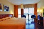 Hotel AB Viladomat bedroom