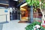 Hotel AB Viladomat entrance