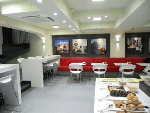 Hotel Acta Ink 606 restaurant