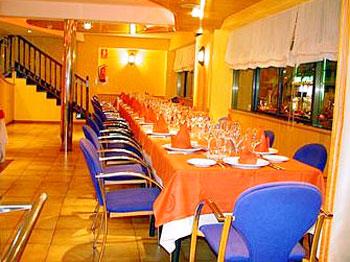 Hotel Auto Hogar restaurant2