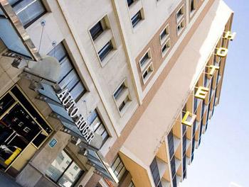Hotel Auto Hogar outside