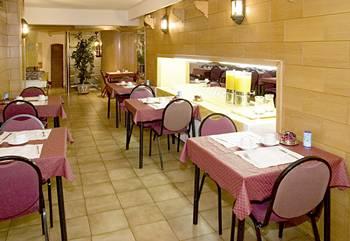 Hotel Auto Hogar restaurant