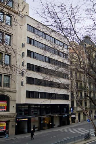 Hotel Balmoral entrance
