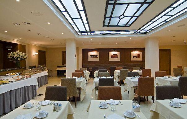 Hotel Balmoral restaurant