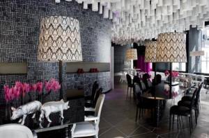 Hotel Barcelo Raval bar