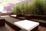 Hotel Barcelona Catedral terrace restaurant