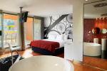 Hotel BCN Design bathbed
