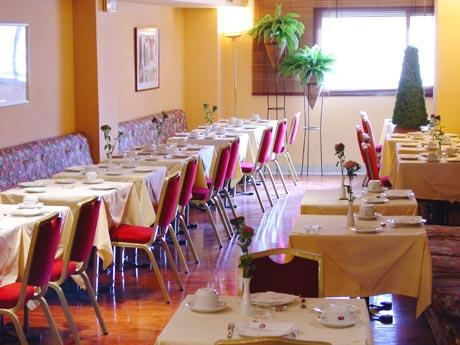 Hotel Caledonian restaurant