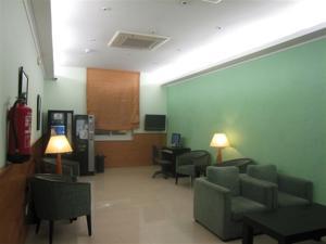 Hotel Catalunya lobby