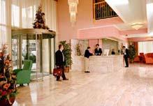 Hotel Ciutat del Prat reception
