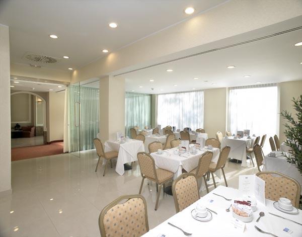 Hotel Covadonga restaurant