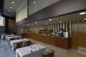 Hotel Del Comte restaurant