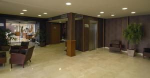 Hotel Del Comte lobby