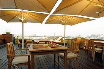 Hotel Duquesa de Cardona brisa terrace