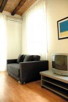 Apartments FG Barceloneta sofa