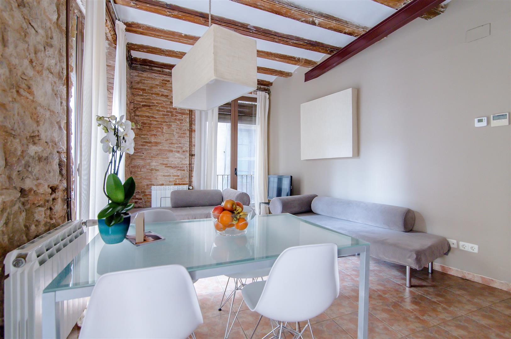 Apartmetns Decimononico sitting room