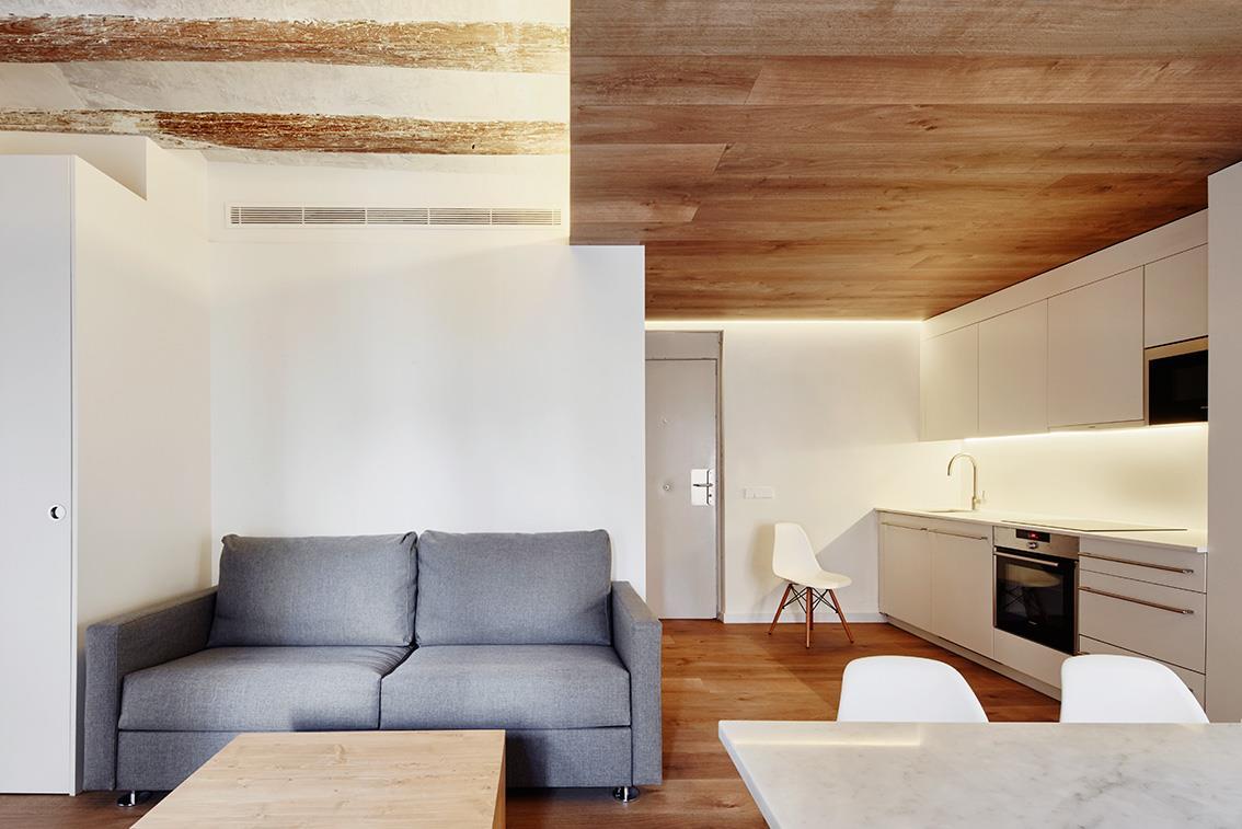 Apartments Decimononico bedroom