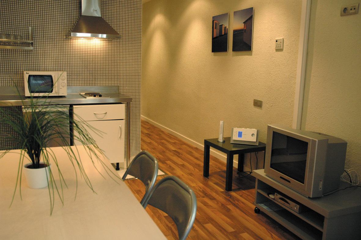 Apartments FG Gracia flat 12 lounge