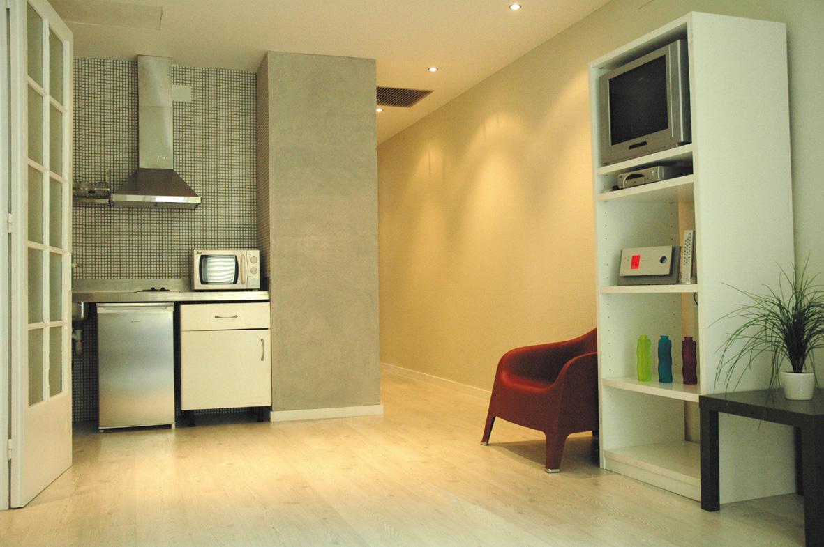 Apartments FG kitchen