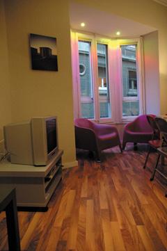 Apartments FG Gracia 21 lounge