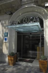 Hotel Gran Ducat entrance