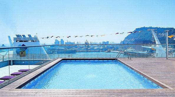 Hotel Grand Marina Pool