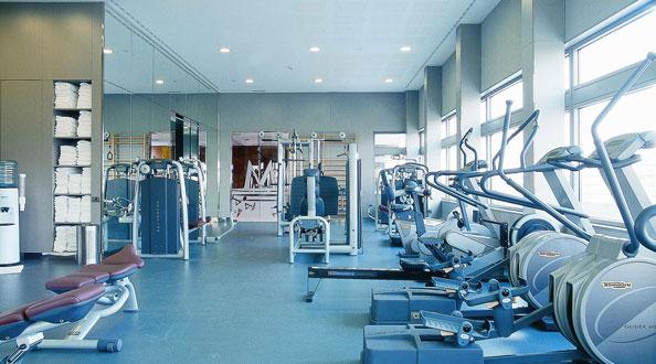 Hotel Grand Marina Gym