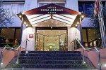 Hotel Husa Arenas entrance
