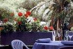 Hotel Husa Arenas terrace