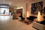 Hotel Barcelona Mar lobby