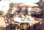 Hotel Meson Castilla terrace