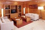 Hotel Husa Pedralbes reception