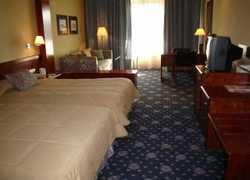 Hotel Husa Illa bedroom2