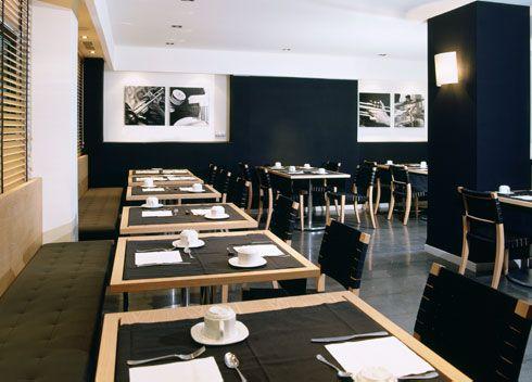 Hotel Jazz restaurant