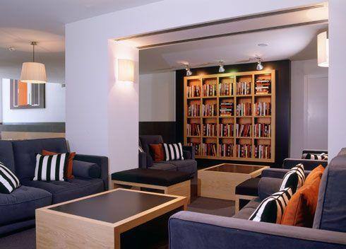 Hotel Jazz room