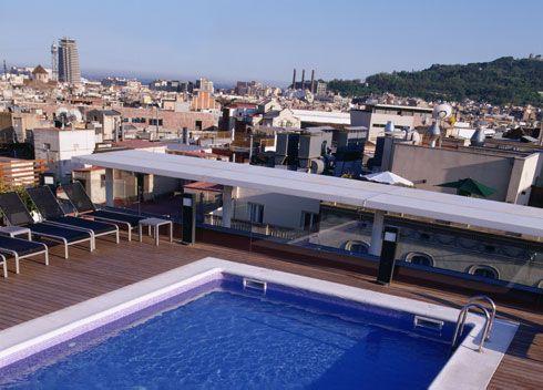 Hotel Jazz pool