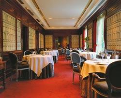Hotel Majestic restaurant