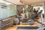 Hotel Melia Barcelona gym