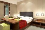 Hotel Olivia Plaza bedroom