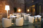 Hotel Olivia Plaza terrace bar