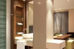 Hotel Olivia Plaza bath
