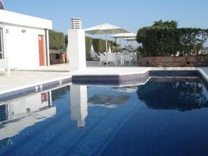 Hotel Silken Ramblas pool