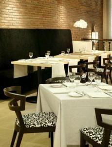 Hotel Silken Ramblas restaurant