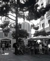 Plaça del Pi and Carrer Petrixol